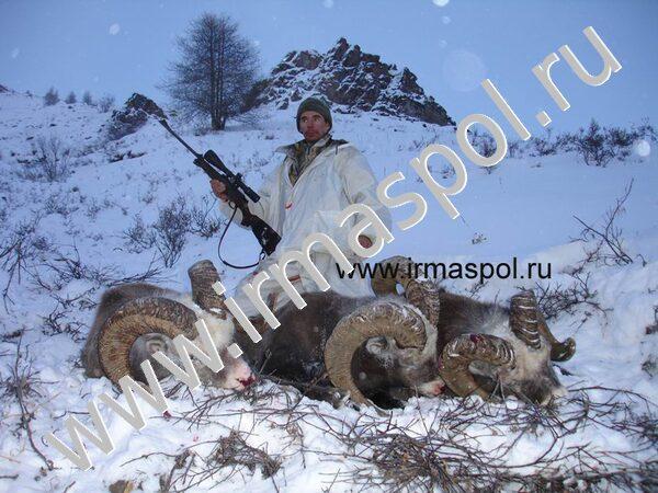 Охота в Якутии